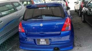 Suzuki Swift 1.5 (A)