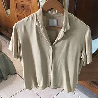 light beige shirt
