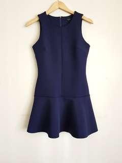 Neoprene Dropwaist Dress (Like NEW)