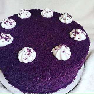 Ube Cake by Arbakehouse.ph