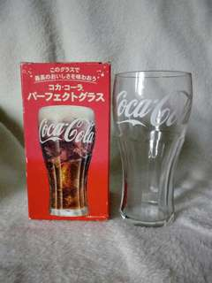 Coca Cola Glass Japan version