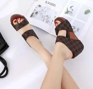 Sandal Wedges LV US49