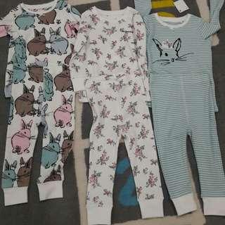 Baby Sleepsuit 12-18M