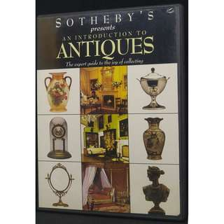 An Introduction to Antiques 0 #BBC#Documentary#記錄片#古董#中古DVD