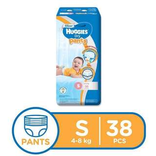 Huggies Pull Up Pants Small Diapers