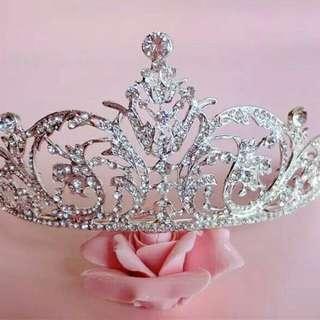 Bridal Wedding Hair Crown Accessories