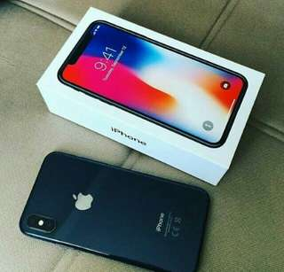 Iphone X hdc 256gb