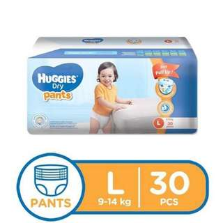 Huggies Pull Up Large Diaper