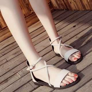 BNIB Beige Sandals