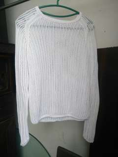 Unqlo knitted blouse