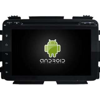 HONDA HRV OEM ANDROID DVD PLAYER