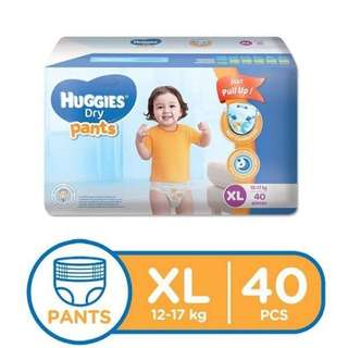 Huggies Pull Up XL Diaper