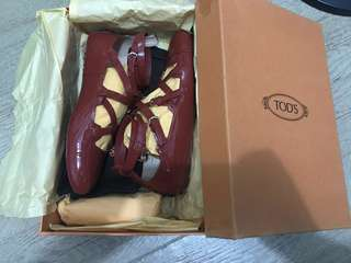 Authentic TOD'S Ballet shoes - Brand New!