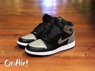 AJ1 RETRO HIGH OG SHADOW GS (575441-013)