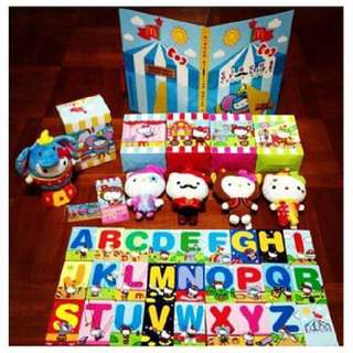 Hello Kitty Hong Kong 2013 Edition - Circus of Life