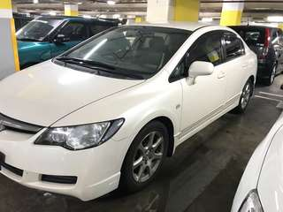 Honda Civic 1.6 (A)