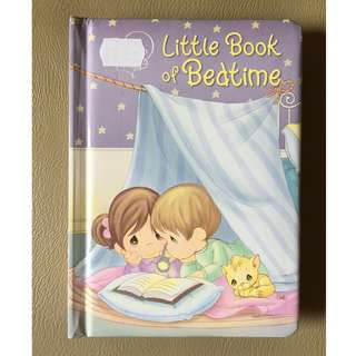 Precious Moments: Little Book of Bedtime (Board Book)