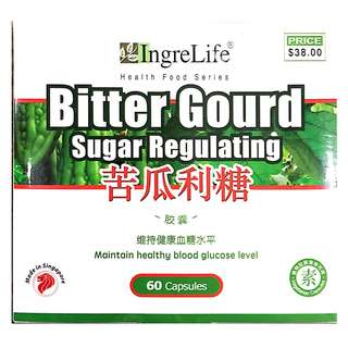 Bitter Gourd Sugar Regulating