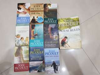 Jodi Picoult Books