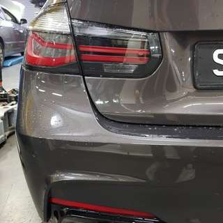 ORIGINAL BMW M PERFORMANCE CLEAR TAIL LIGHTS FOR F30 BMW