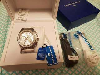 TechnoMarine Cruise Women's Watch Set Model #TM-117044