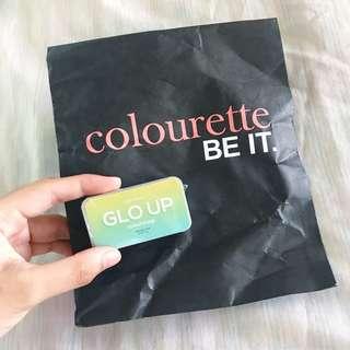 Glo Up Colourette coloursnap
