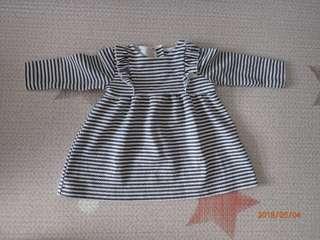 Zara baby girl dress/top/pants