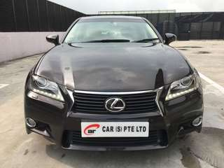 Lexus GS350 3.5 Auto Luxury