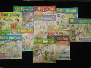 Bee Junior Magazine ( buku pintar )