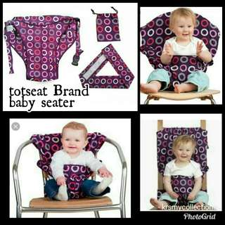 Totseat baby seater