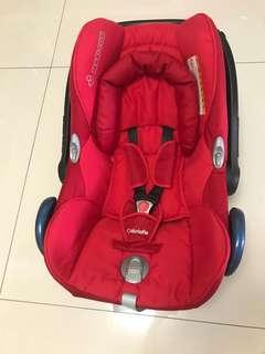 荷蘭MAXI-COSI兒童提籃式安全座椅