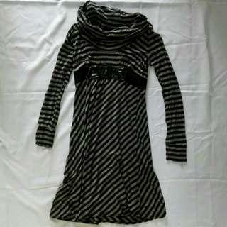 Dorothy Perkins Stripes Maternity Dress