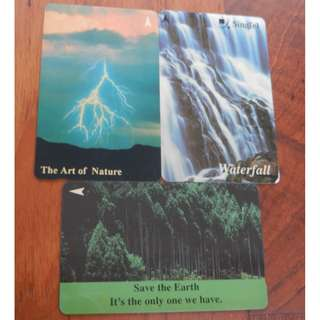 Nature Phone Cards