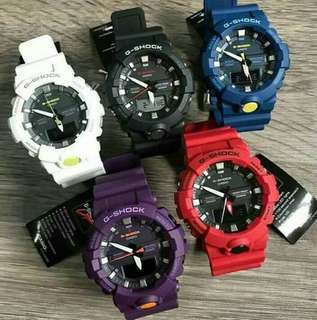 GA-800 GSHOCK COLLECTIONS WATCH