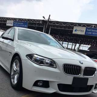 BMW F10 523i M-SPORT FACELIFT