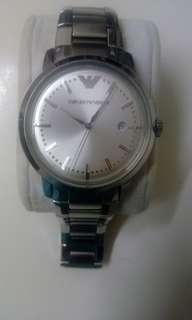 名牌Armani 專業 完美簡約 常青經典 精緻手錶 Armani professional minimal style ever-green exquisite watch