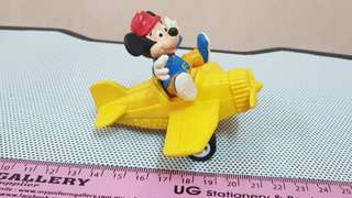 Vintage Mickey Mouse Airplane