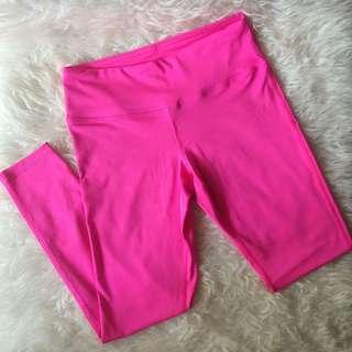 NEW Neon Pink Legging