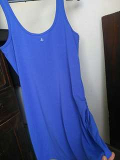 Blue blouse US brand