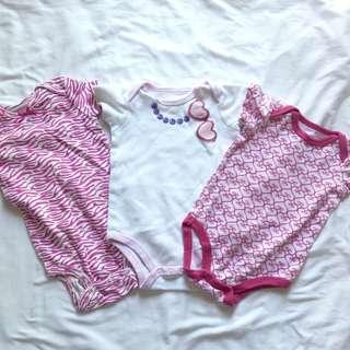 6-9m onesie branded