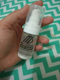 serum arbutin md glow