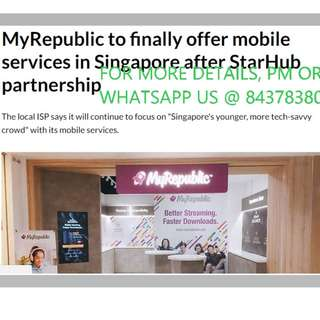 MYREPUBLIC IS COMING WITH MOBILE SOON!!!