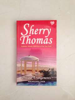 Preloved Sherry Thomas - Private Arrangement