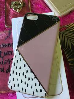 Bmanila Pink Marble Iphone 6s case