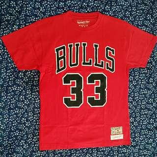 Chicago Bulls Scottie Pippen Mitchell & Ness T-Shirt