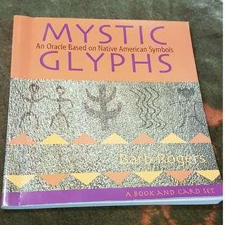 C130 BOOK - MYSTIC GLYPHS BOOK AND TAROT CARD