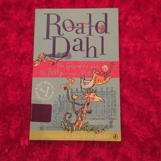 •used• Roald Dahl Book