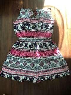 Thai inspired jumpsuit