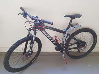 Mountain Bike SCOTT Aspect 670 M size