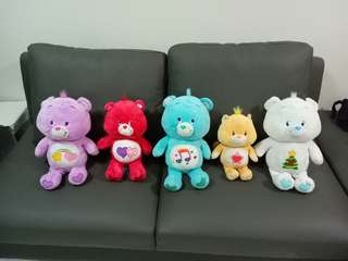 Care Bears Soft Toys